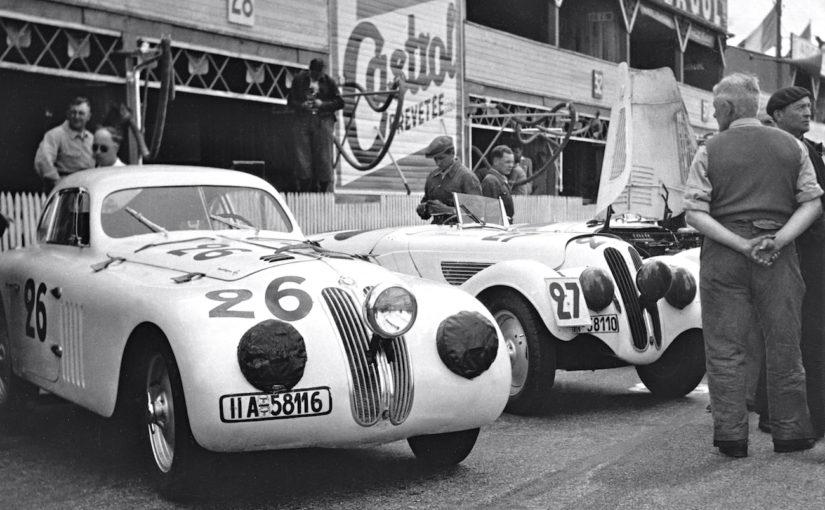 Discovered – 1939 BMW LeMans racer.