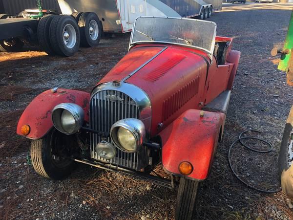 1940 Morgan RHD