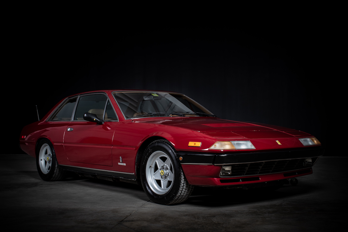 SOLD 1982 Ferrari 400i. 5 Speed.