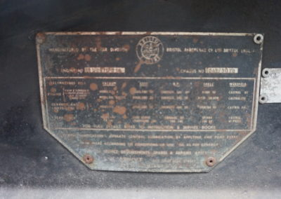 40 Chassis plate