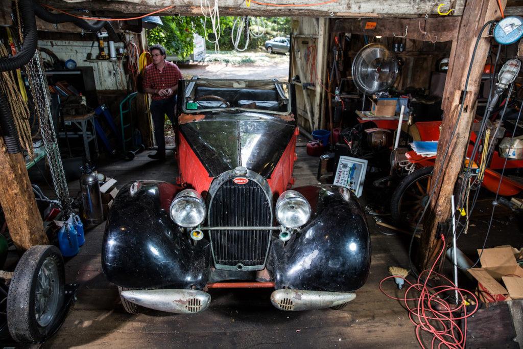 Sold - Bugatti T57 Stelvio by Gangloff | Rapley Classic Cars LLC