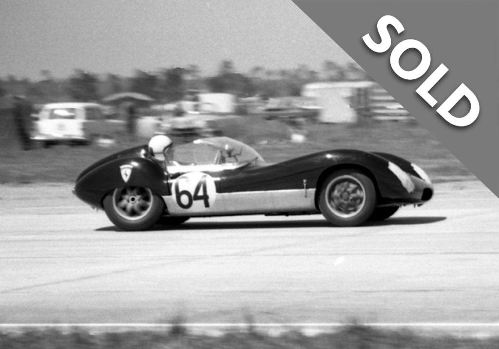 SOLD 1960 Lola MK I – Sebring Winner
