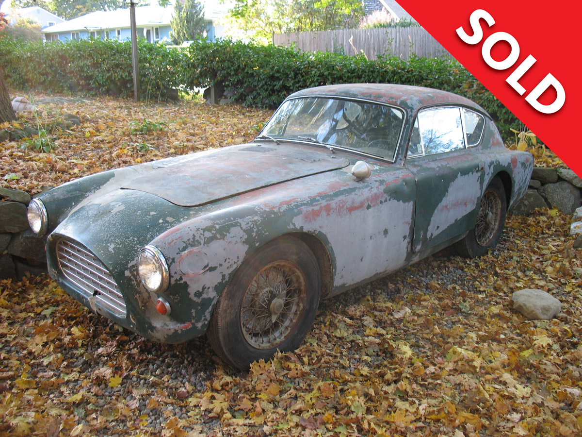 SOLD 1957 Ac Aceca Project