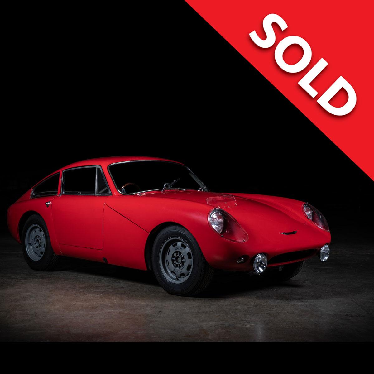 Sold – 1964 Austin Healey Sebring Sprite