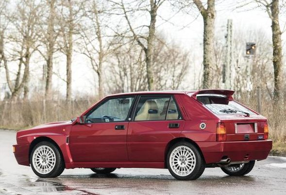 "1994 Lancia Delta Integrale Evo II ""Dealer Collection"""