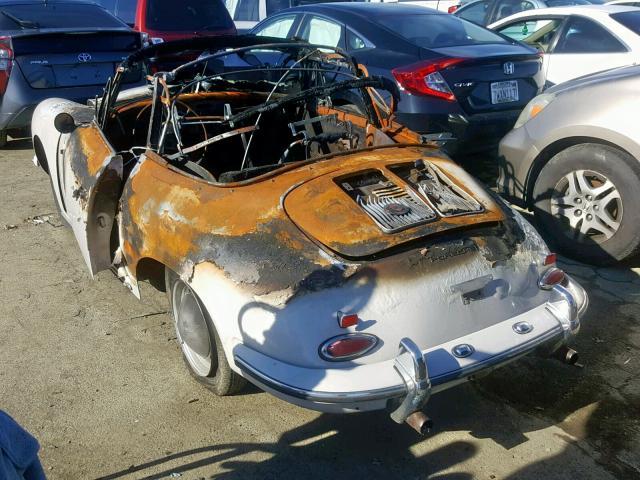 Toasted Porsche 356B