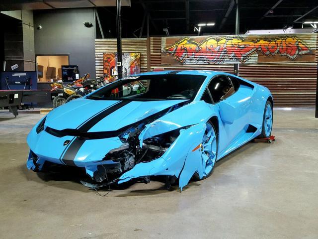 Lamborghini Huracan: A Little Too Raging Bull