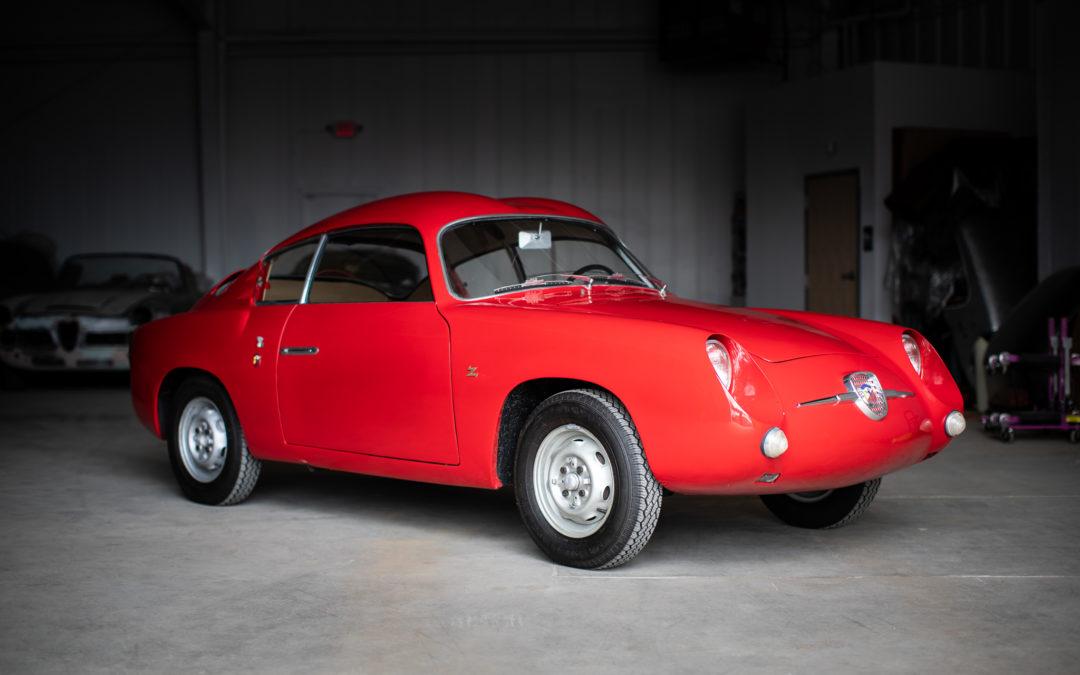 Coming soon: Fiat Abarth Zagato 750