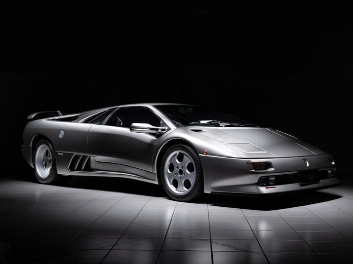 Lamborghini Diablo SE30. The next Miura SV?