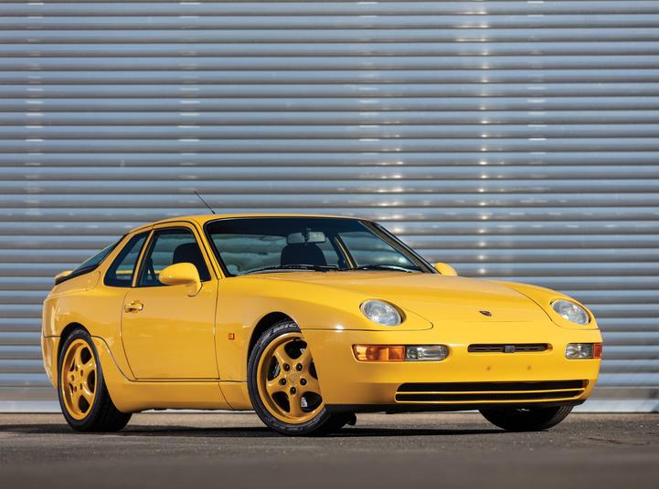 1994 Porsche 968 Club Sport