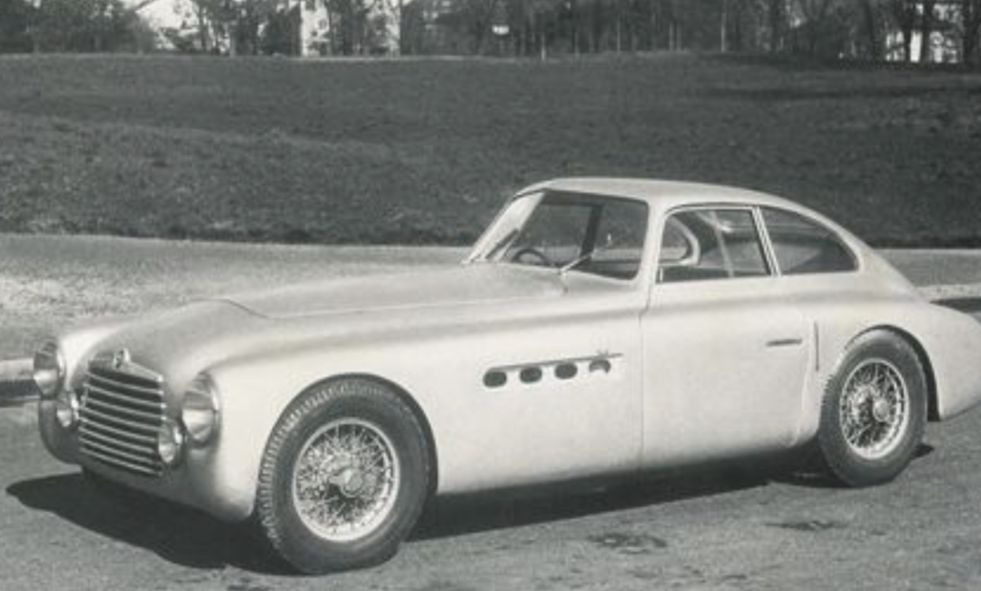Where is it: Nardi Alfa Motto Coupe