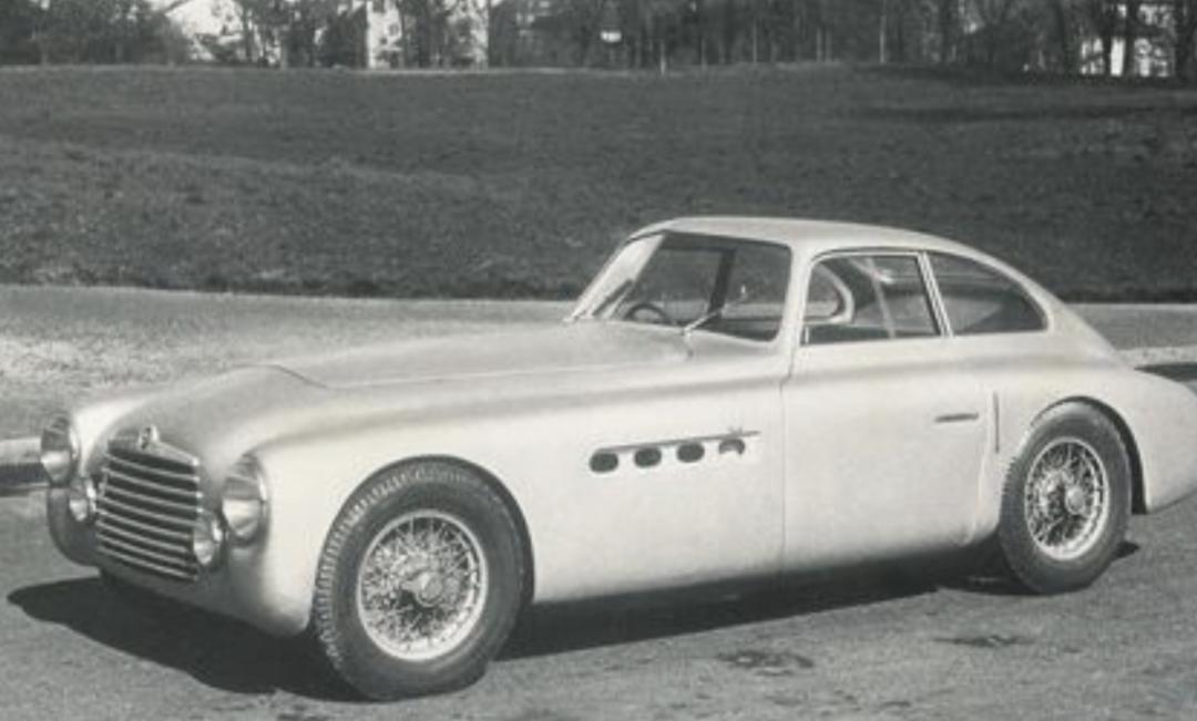 Where is it: Nardi Alfa Motto Coupe