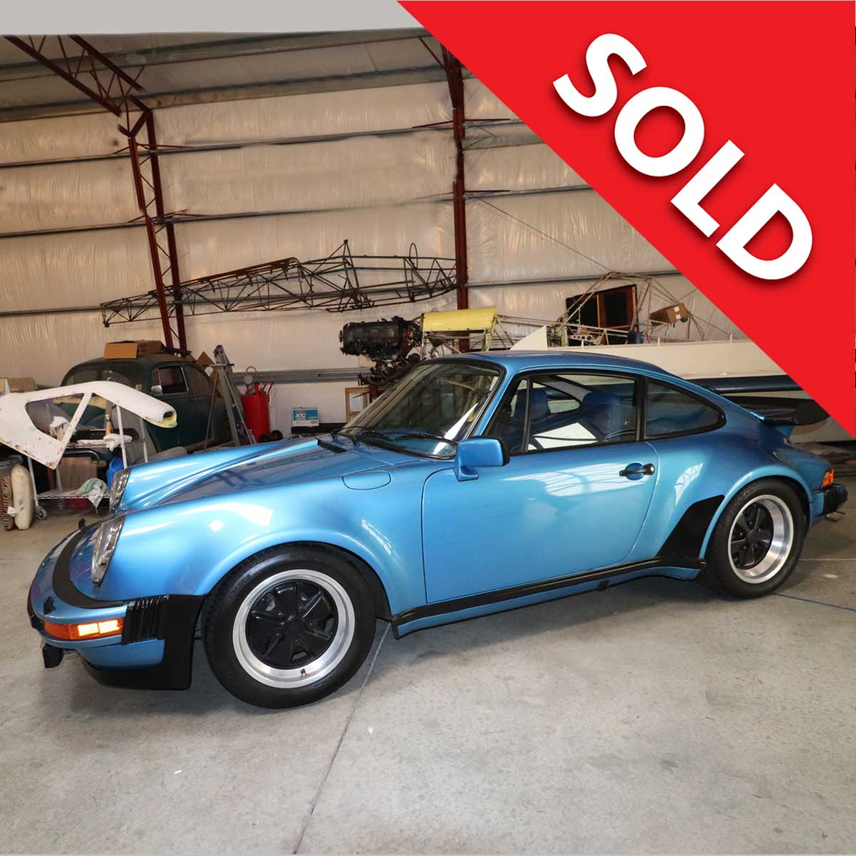 Sold – 1979 Porsche 930 Turbo