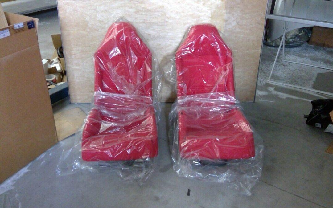 US Spec Ferrari F40 Seats