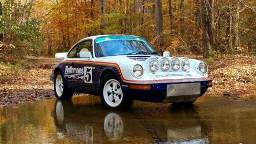 1983 Porsche 911 Rothman's Safari build