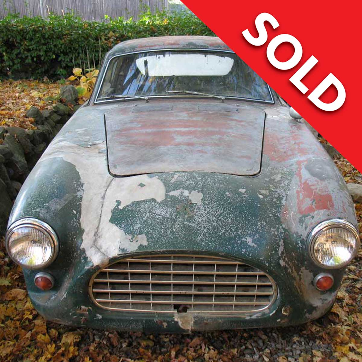 Sold – 1957 Ac Aceca Project