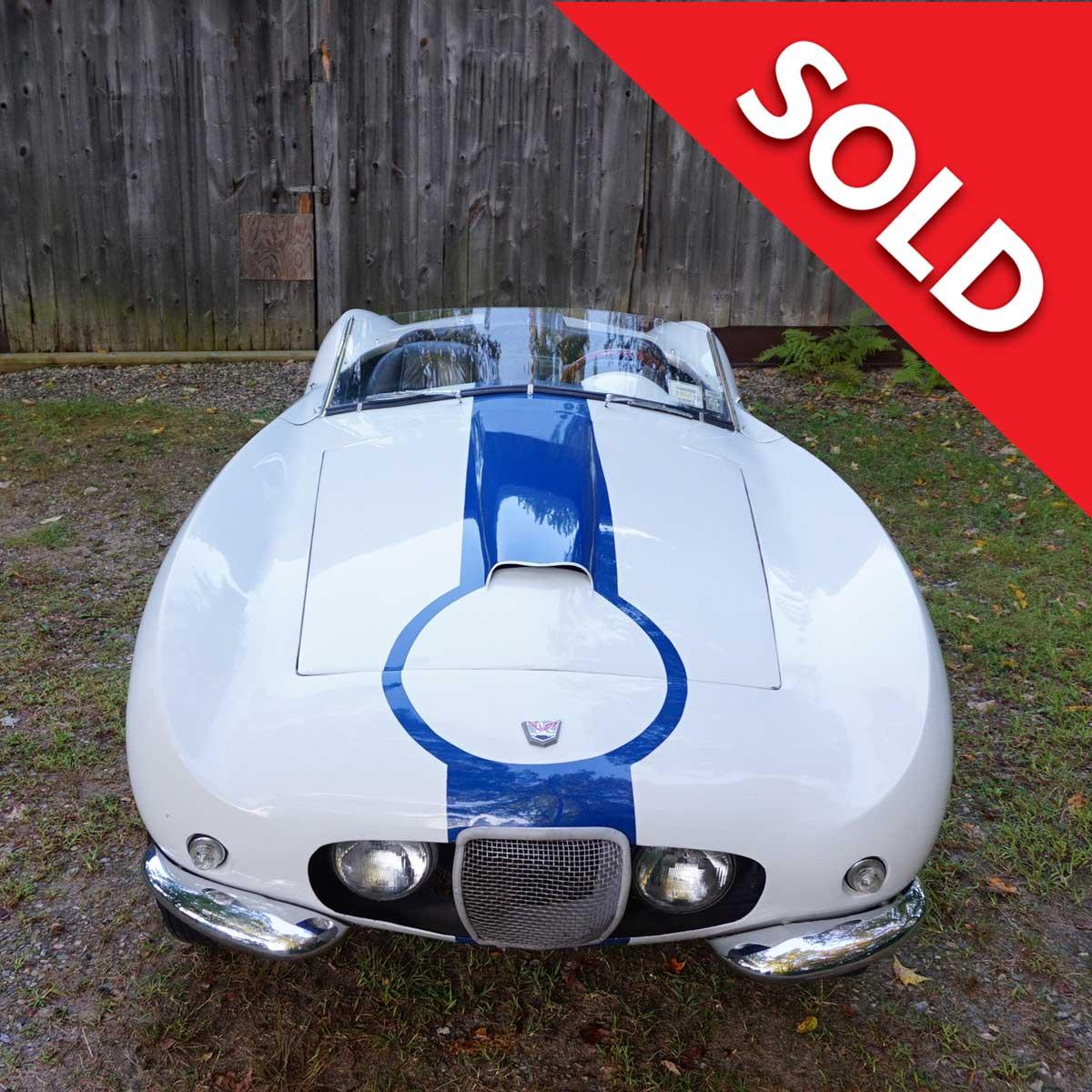 Sold – 1956 Arnolt Bristol Deluxe