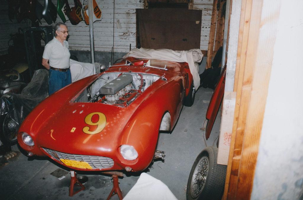 1957 Ferrari 375MM