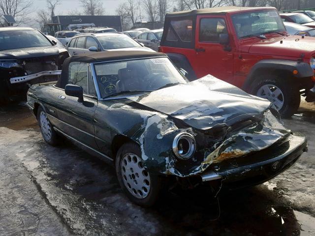 Cyclops: 1992 Alfa Romeo Spider Veloce