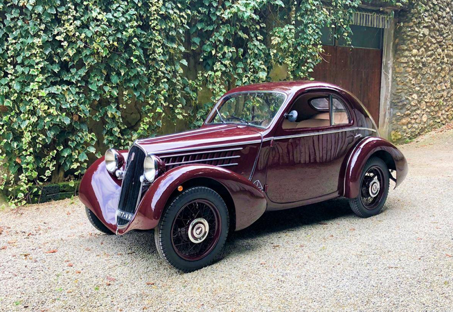 1936 Fiat 508S Balilla Berlinetta