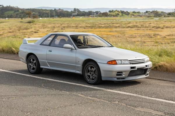 Almost Godzilla: 1990 Nissan Skyline GTR R32