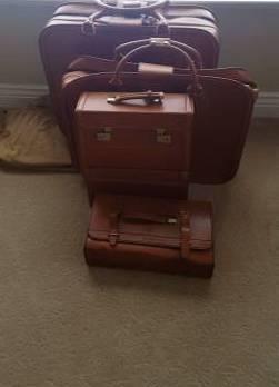 1990 Ferrari 348TS luggage