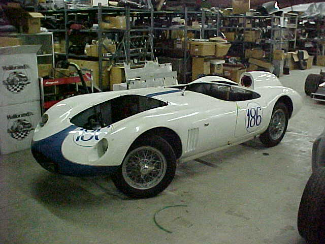 OSCA 750. Chassis 763. Still going, after 71 years.