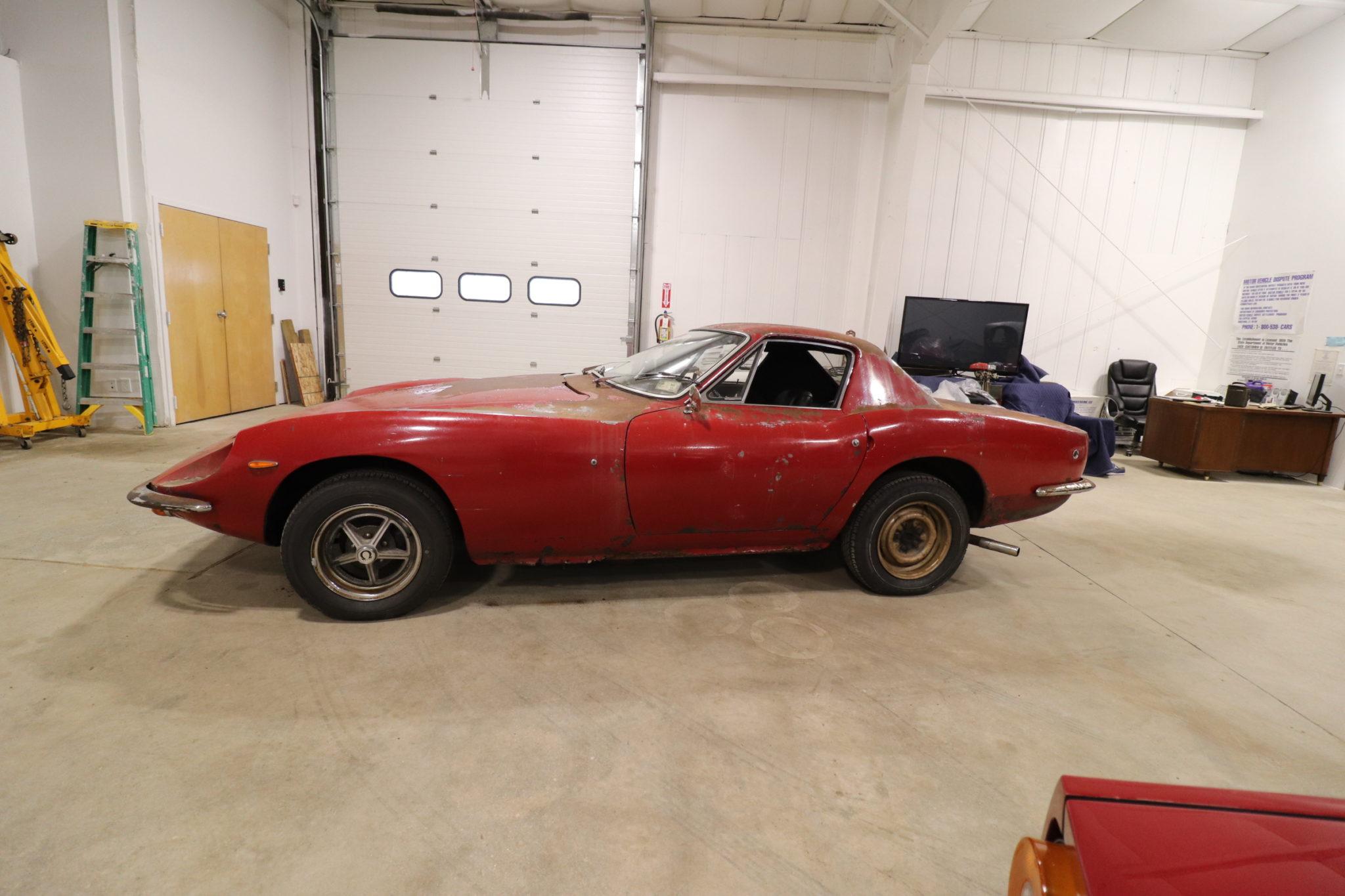 SOLD 1969 Intermecanicca Omega. NY auto show car.