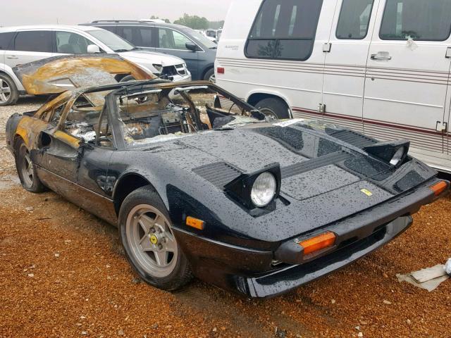 Overheated: 1984 Ferrari 308 GTS