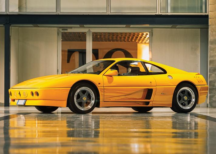 1990 Ferrari 348 TB Zagato Elaborazione