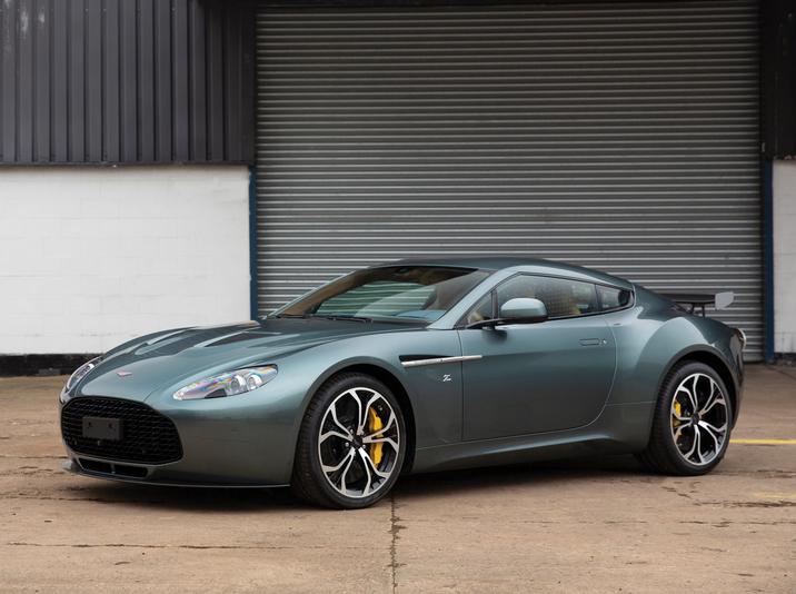 """2012 Aston Martin V12 Zagato """"No. 1"""""""