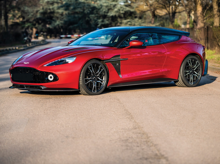 2019 Aston Vanquish Zagato Shooting Brake
