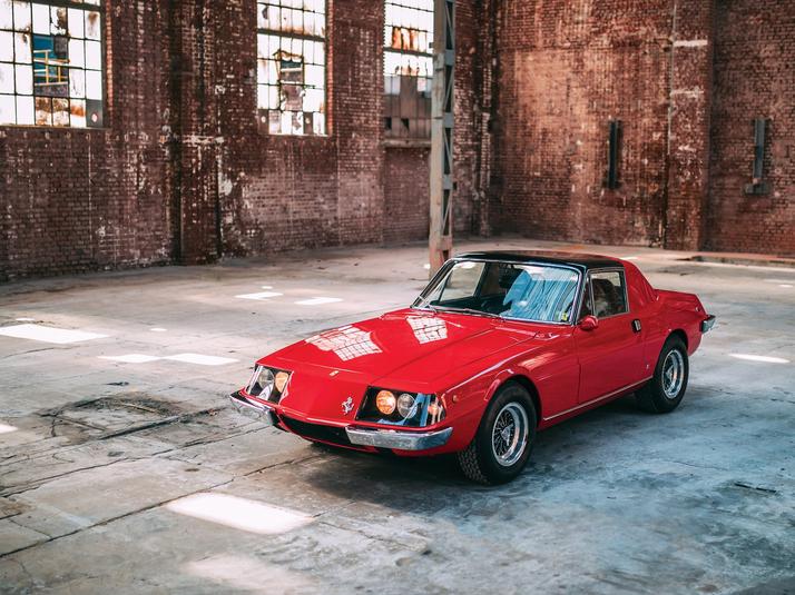 Ferrari 330 GTC Zagato
