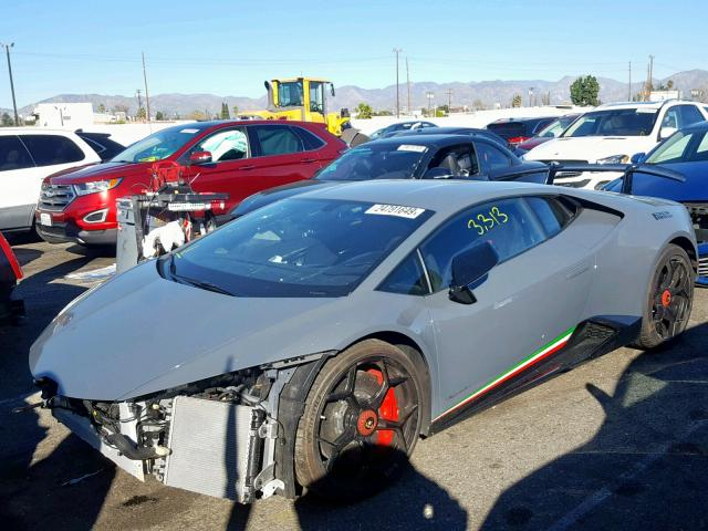 Too much Performante: Lamborghini Huracan Performante