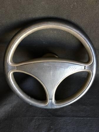 Pininfarina Momo Steering Wheel