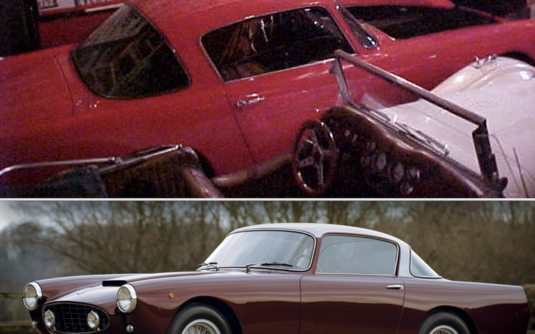 Before and After: 1959 Ferrari 250 Ellena