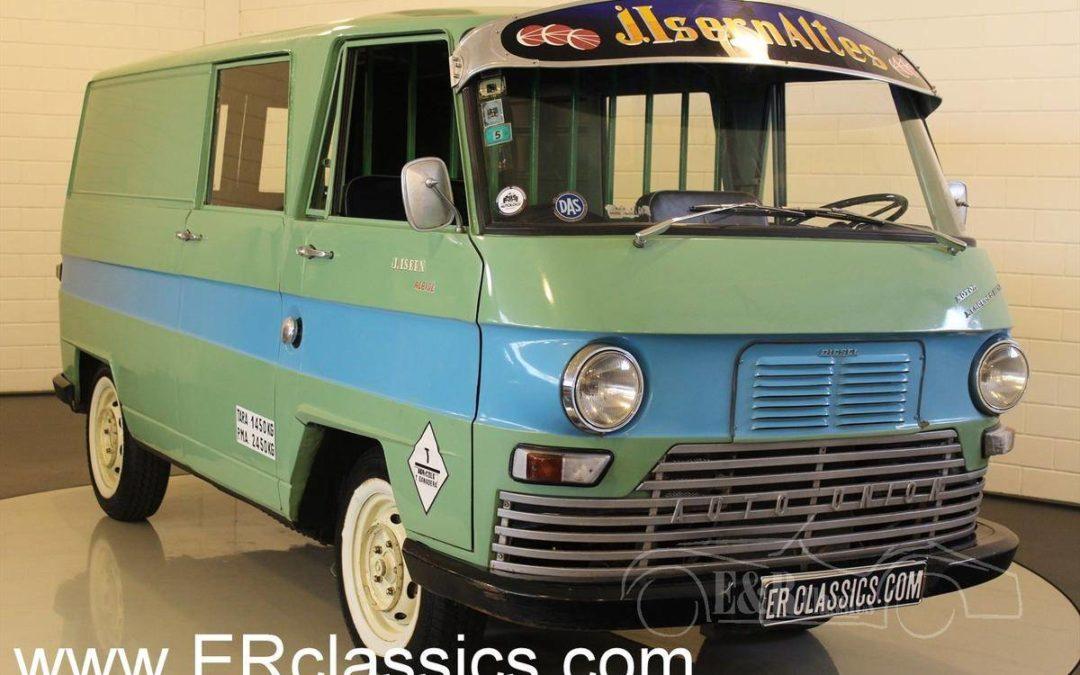 1965 Auto Union F1000D Bus