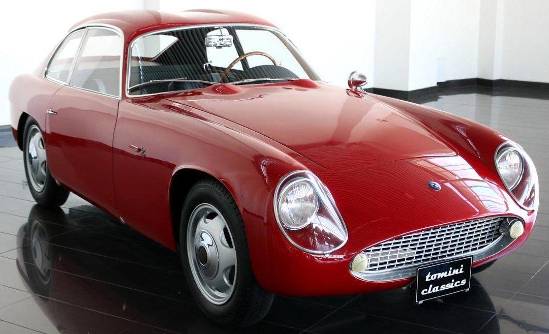 1962 OSCA 1600GT S Zagato