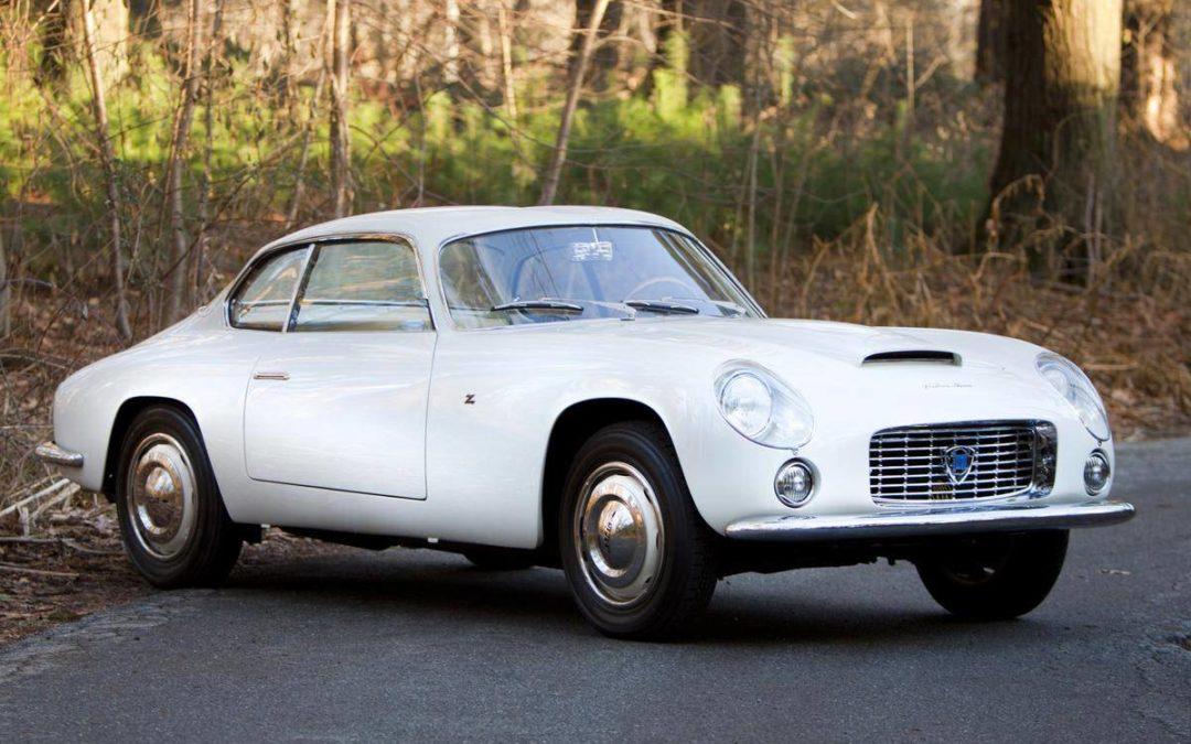 1959 Lancia Flaminia Sport GT By Zagato