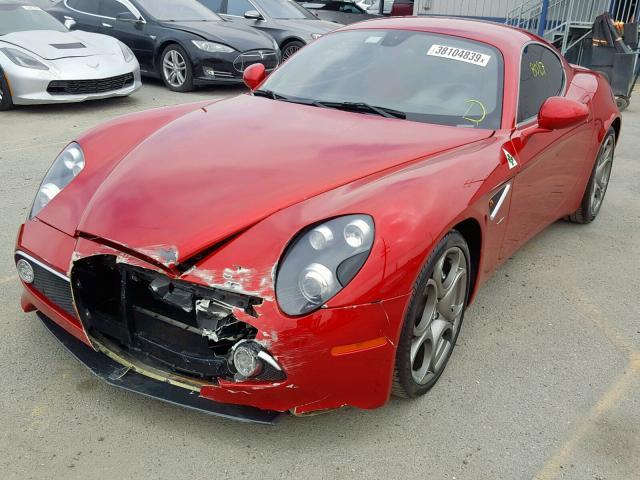 Worth Saving: Crashed Alfa Romeo 8C