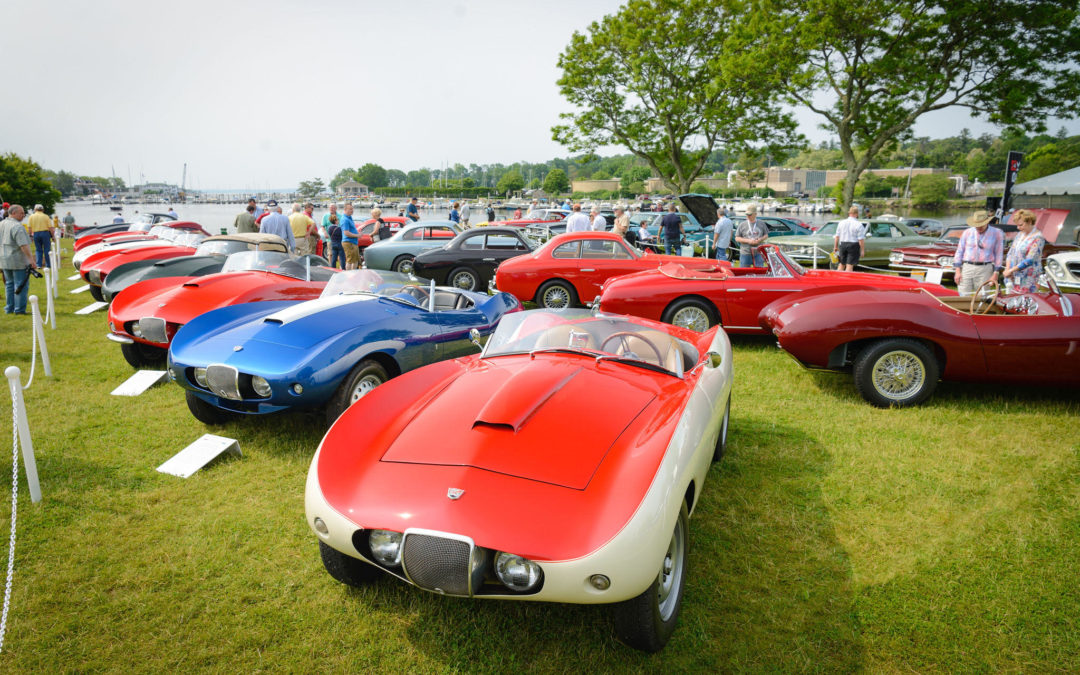 Calling all Arnolt Bristol and Arnolt MG owners.