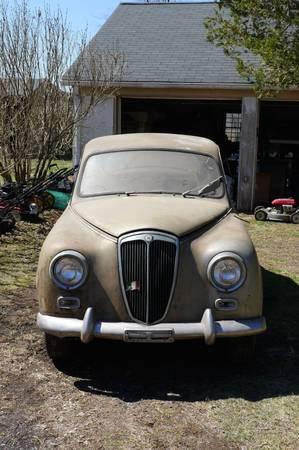 1958 Lancia Appia Series 2