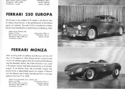 1956SportsCarsInReiew-p15Ferrari4.1Mexico-250Europa-Monza&Nardi