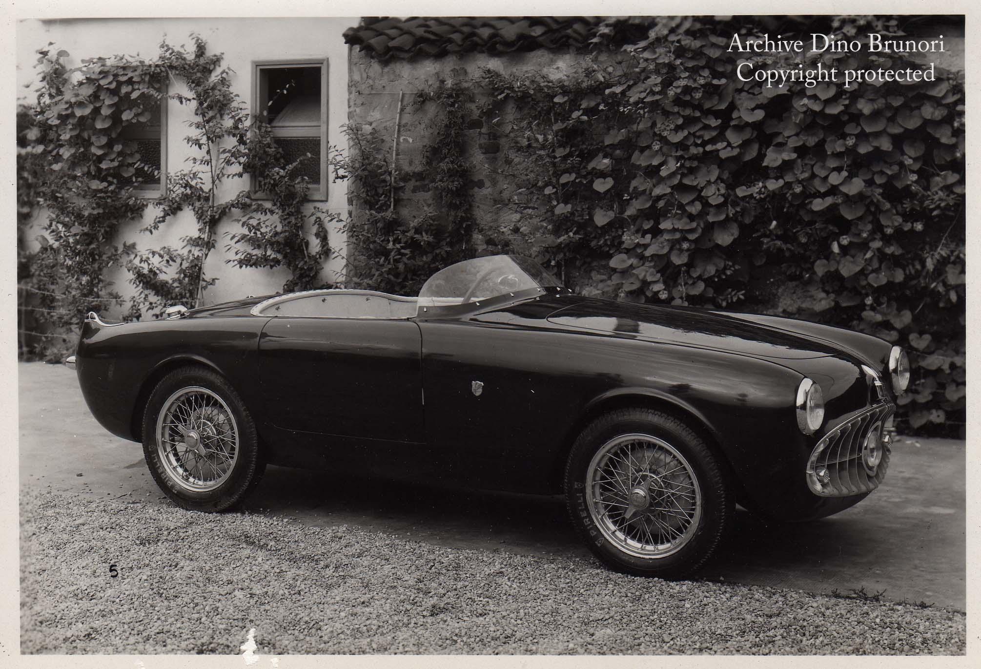 1953 Nardi 750 Frua