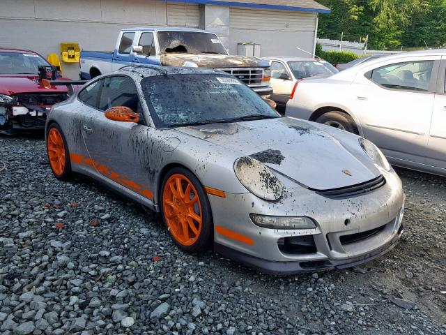 Ingram Collection Explosion: 2007 Porsche GT3RS