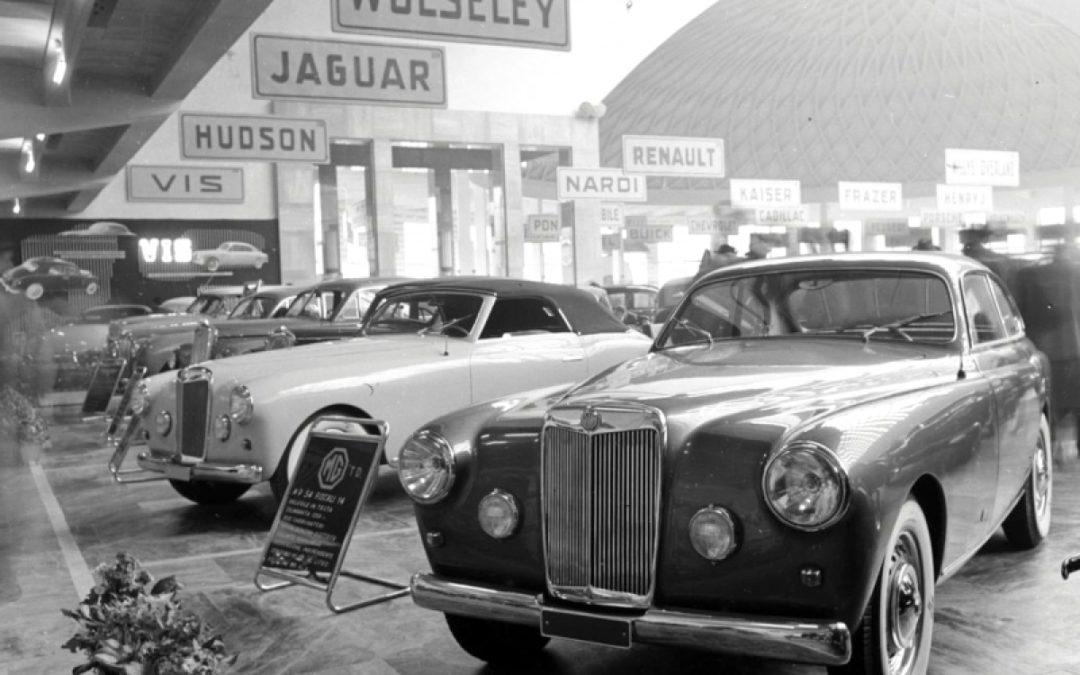 "Bertone – prosperity arrived with Stanley ""Wacky"" Arnolt."
