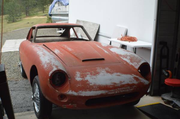 1965 Apollo 5000 GT