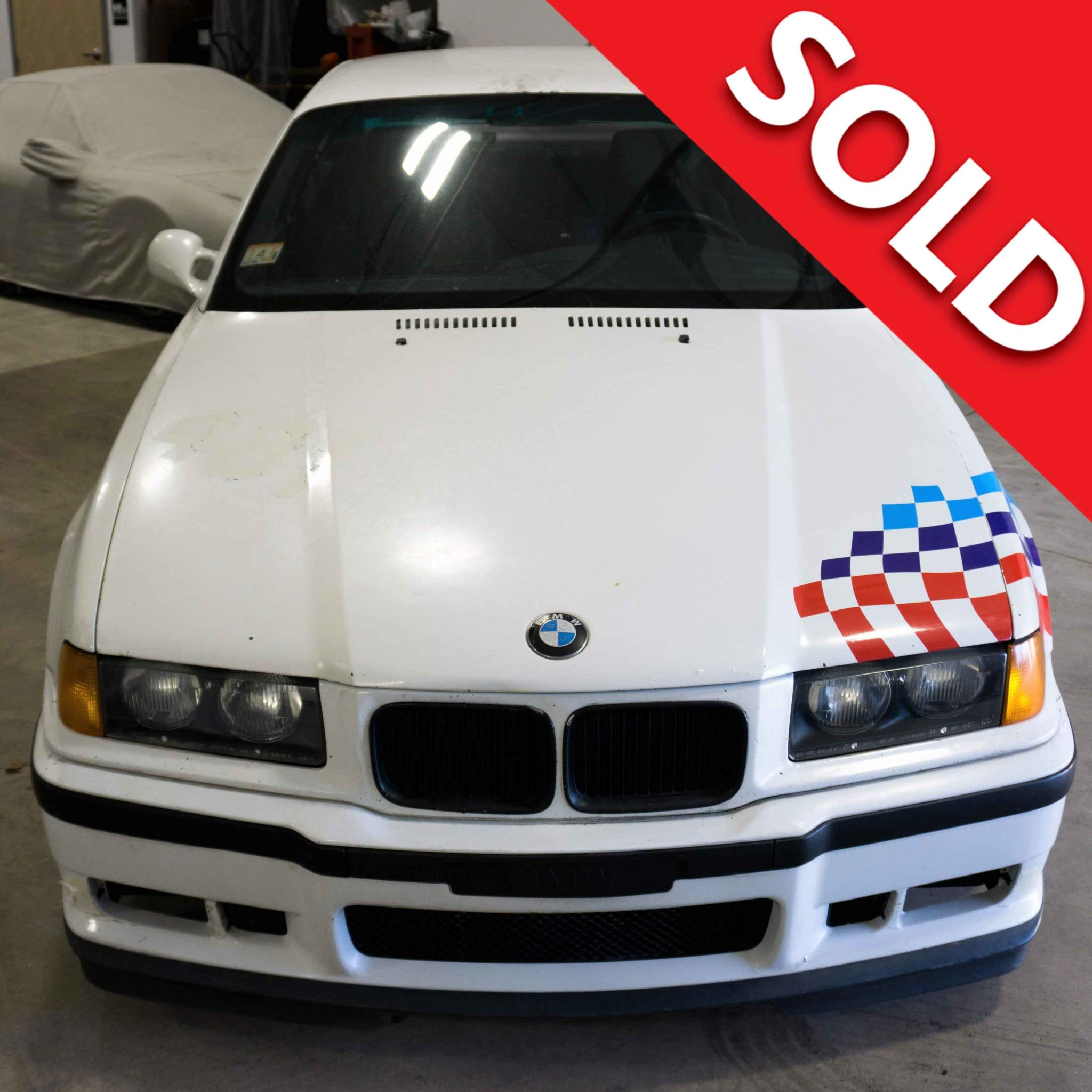 SOLD 1995 BMW M3 Factory Lightweight Project