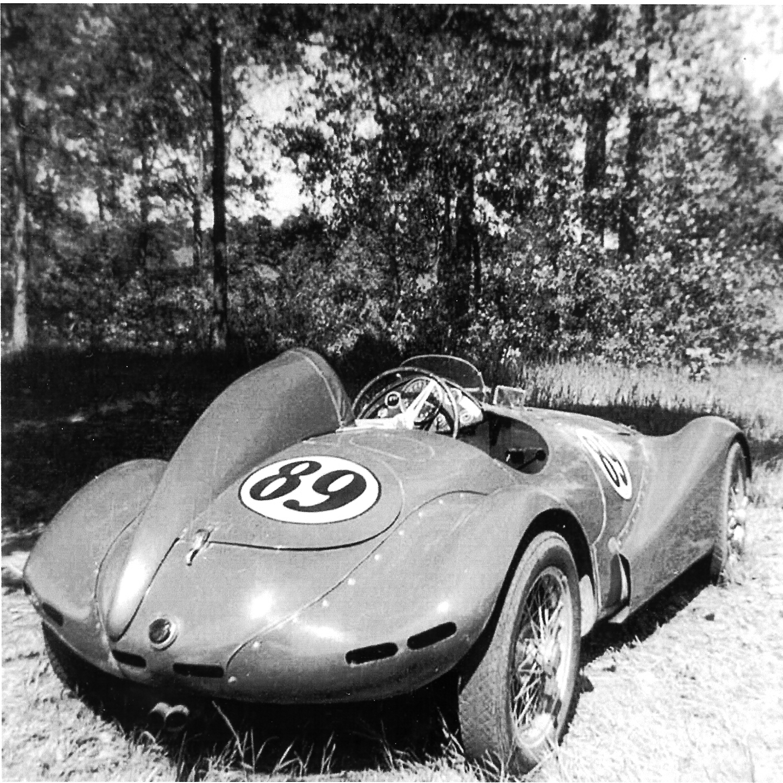 1953 Patriarca 750 Sport