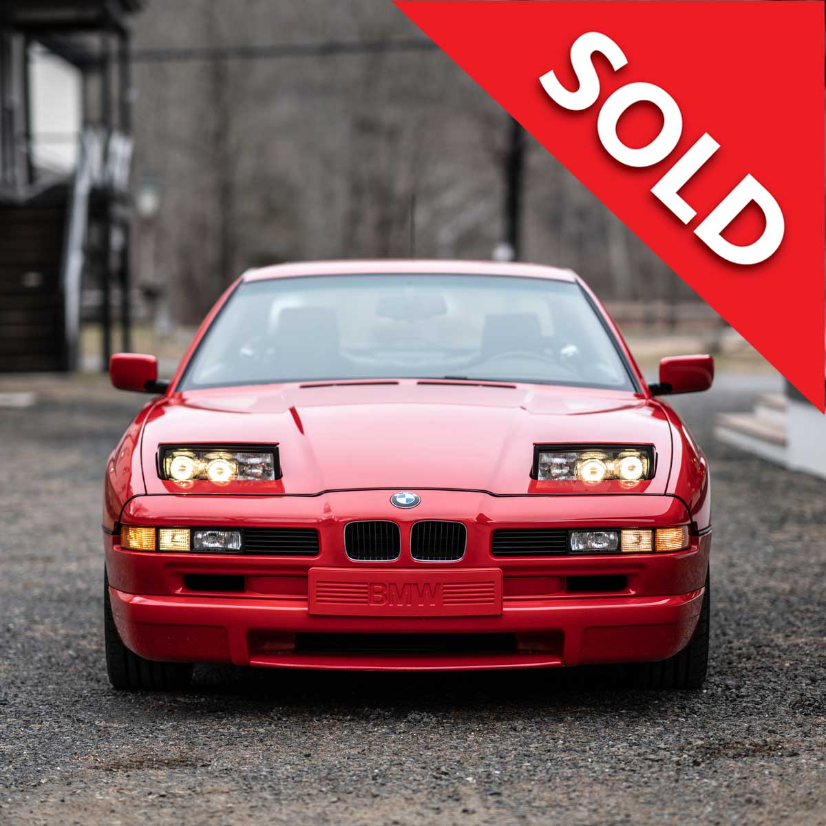 Sold – 1994 BMW 850CSi – 8k Miles – Very Original
